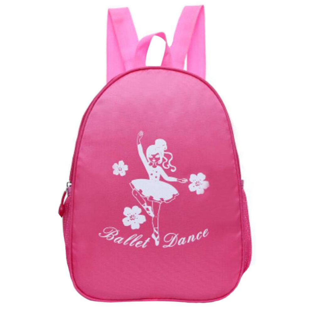 918866eb6 Kids Dance Bags Travel Backpack School Bags Girls Backpacks Dancing ...