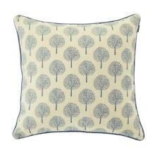 Square Throw Pillow Comfortable Soft Pillow Back Cushion Sofa Cushion, Trees