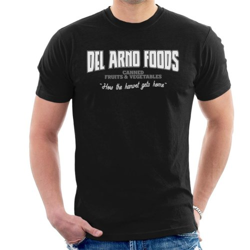 Del Arno Foods Walking Dead Men's T-Shirt