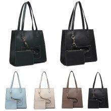 Miss Lulu Women Shoulder Bag Handbag 1 Set