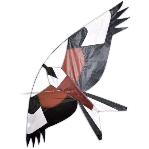 Red Kite Single Line Bird Of Prey Kite