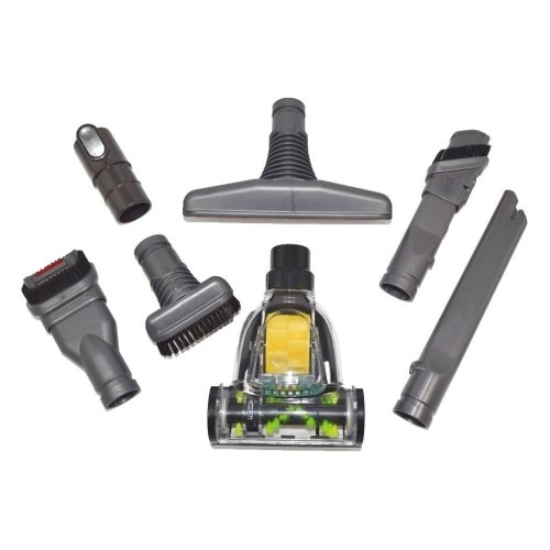 Dyson DC11 Vacuum Cleaner Tool Set with Mini Turbo Floor Tool