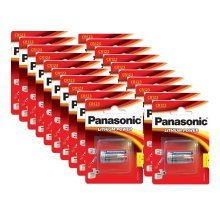 20 x Panasonic CR123A 3V Lithium Photo Battery 123 CR123 DL123 CR17345 Camera