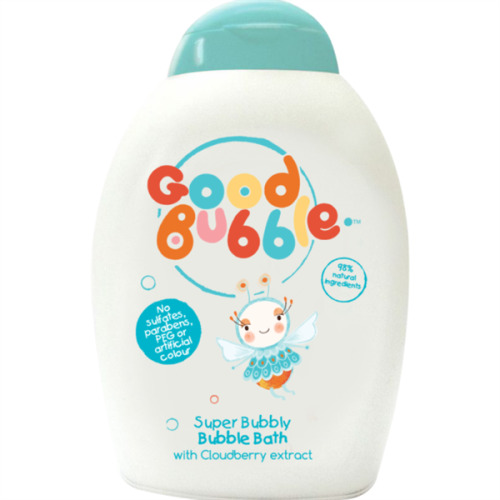 Good Bubble Super Bubbly Bubble Bath with Cloudberry Extract 400ml