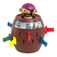 Tomy Pop-Up Pirate Kids Play Childrens Game Toy