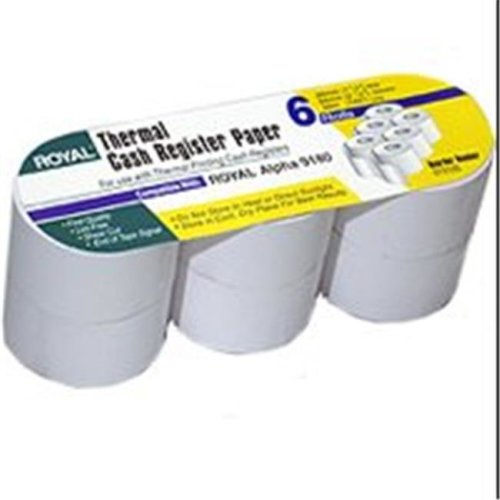 R3 13125 1.5 In. Cash Register Paper Roll