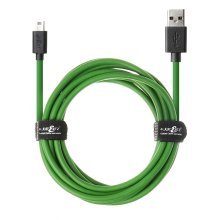4m 22AWG USB Type A Male to MINI B High Speed 480Mbps Fast Data Charger Cable - Limited Edition
