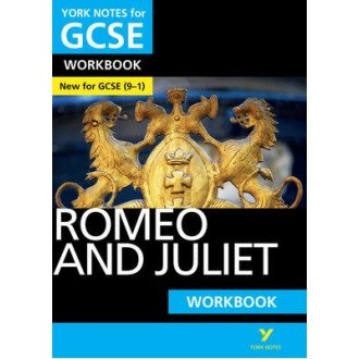 Romeo and Juliet: York Notes for Gcse Workbook