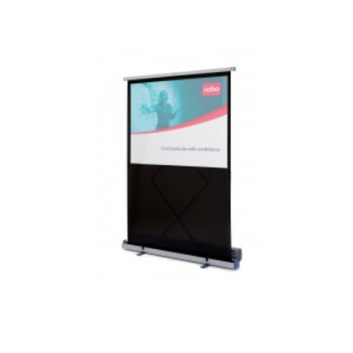 Nobo Portable Floorstanding Projection Screen 1620 x 1220mm