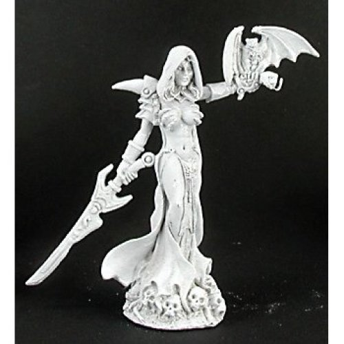 Reaper Dark Heaven Legends 02986 Eldessa,  Necromancer