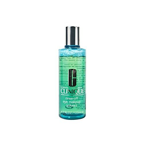 Clinique Rinse Off Eye Make Up Solvent, 4.2 Ounce