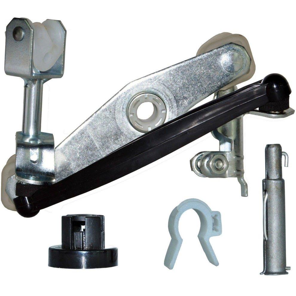 Modified Gear Selector Linkage Metal Rod For Opel Vauxhall Combo Meriva Corsa C