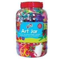 Galt Art Jar