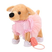 Electronic Singing Toy Children Gift Chihuahua Dog Puppy