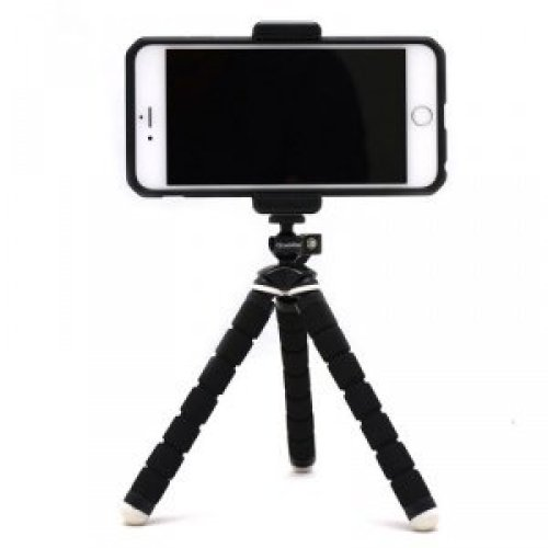 iStabilizer 173655 smartFlex Flexible Leg Tripod with Adapter for Smartphone