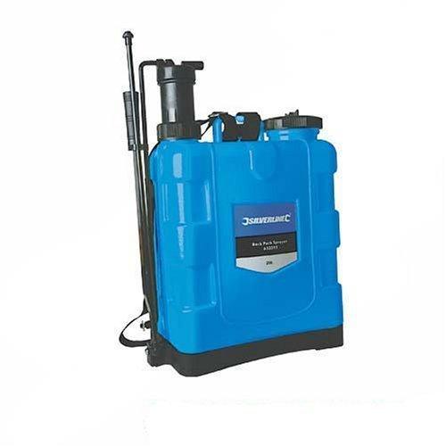 Silverline Backpack Sprayer 20ltr - 633595 Garden Knapsack -  backpack sprayer silverline 20ltr 633595 garden knapsack