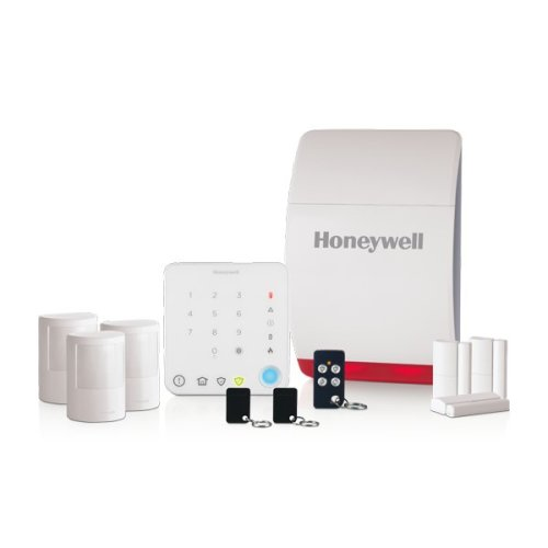 Honeywell HS351S Wireless Family Home Alarm with Intelligent Control