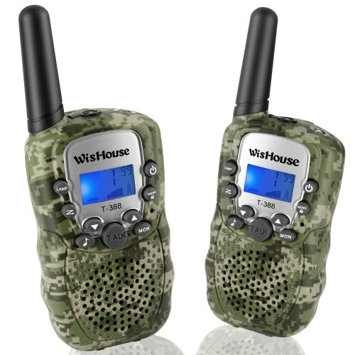 WisHouse Walkie Talkies Best Walky Talky