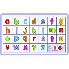 Creative Early Years Play & Learn Alphabet - Cre0607 Small -  cre0607 creative early years play learn alphabet small