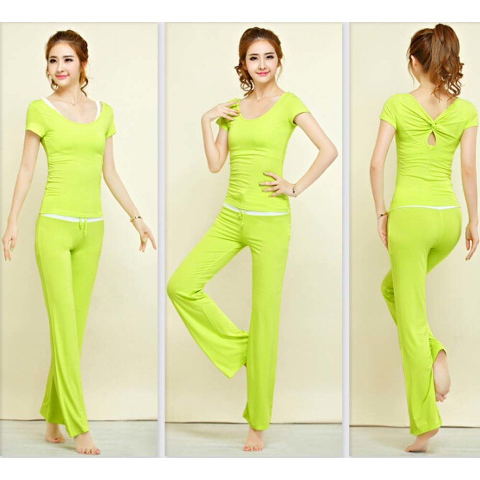 df6669e1860c ... Womens Dance Clothes Yoga Wear Set 3 Pieces Fitness Yoga Leggings Dance  Outfit - 1. >