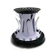 The First Years Spinning Drying Rack & Organiser (black)