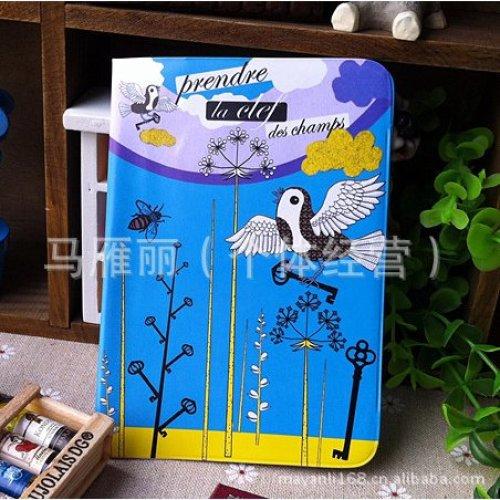 Garden Birds Passport Cover