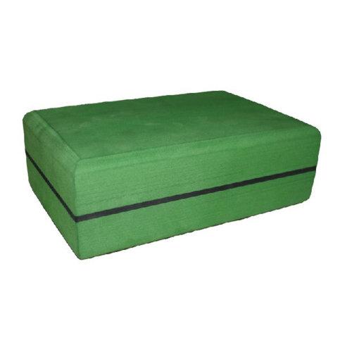 Pilates Accessory TPE Time-proof Pilates Block Yoga Brick Yoga Tile Green