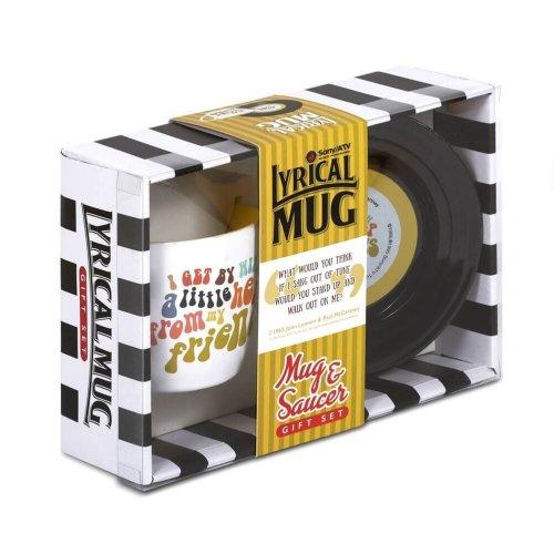Lyrical Mug Gift Set