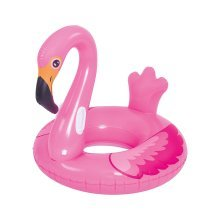 Benross Inflatable Flamingo Ring Swimming Pool Beach Raft Lilo