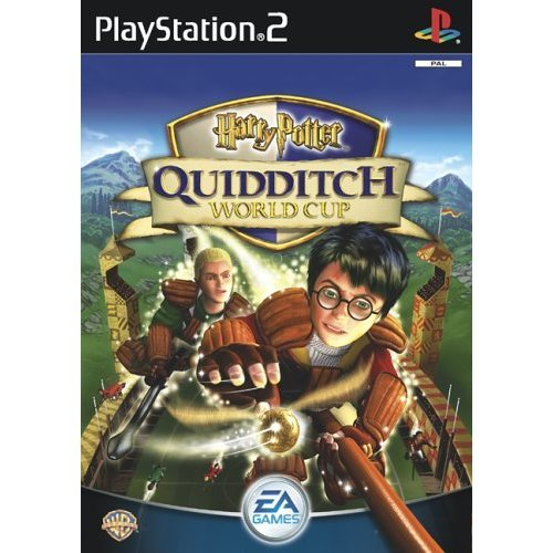 Harry Potter: Quidditch World Cup (PS2)