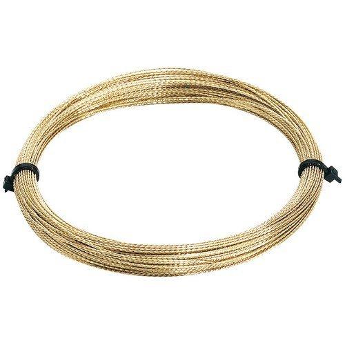 Draper 65548 22.5M Stainless Steel Braided Wire for Wire Feeder/Starter - 0.8mm