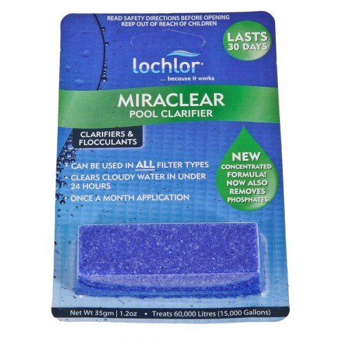 Lo-Chlor Miraclear Cubes For Swimming Pools and Hot Tubs