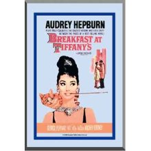 Audrey Tiffany Poster Mirror