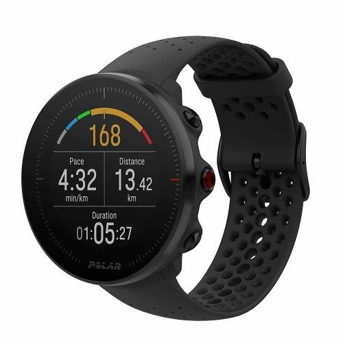 POLAR Unisex's Vantage M Multisport Watch, Black, M/L
