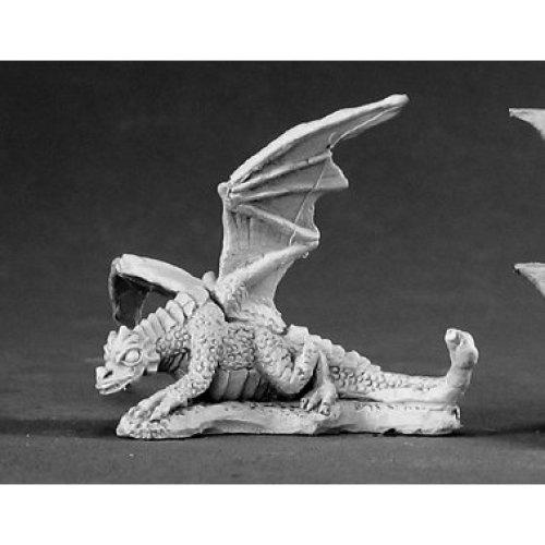 Reaper Dark Heaven Legends 03410 Dragon Familiar