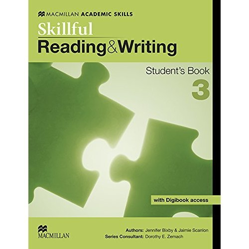 Skillful Reading and Writing Student's Book + Digibook Level 3 (Skillful Upper Level 3)