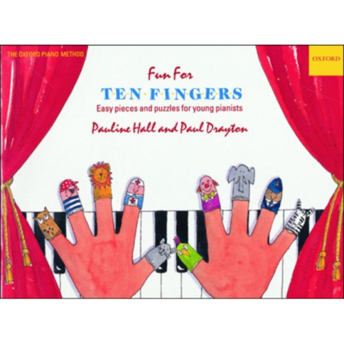 Fun for Ten Fingers (Piano Time) (Paperback)