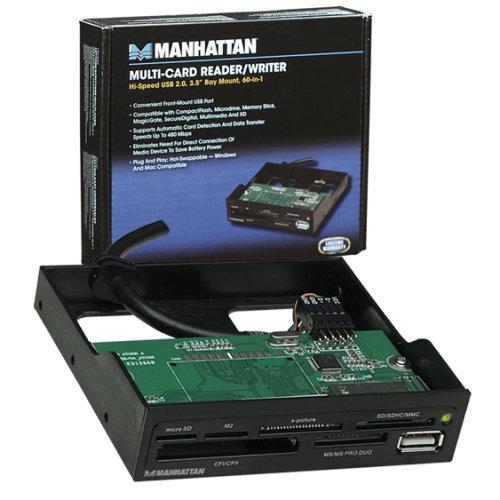 MANHATTAN Multi-Card Reader/Writer (100915)