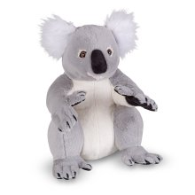 Melissa & Doug 18806 Lifelike Plush Koala Stuffed Animal Soft Toy