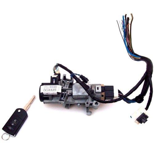 Mazda 6 Ignition Lock Barrel & Key GJ6A 66 938A VP2ALF-15607-AC