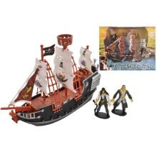 Pirate Ship Playset TY9743