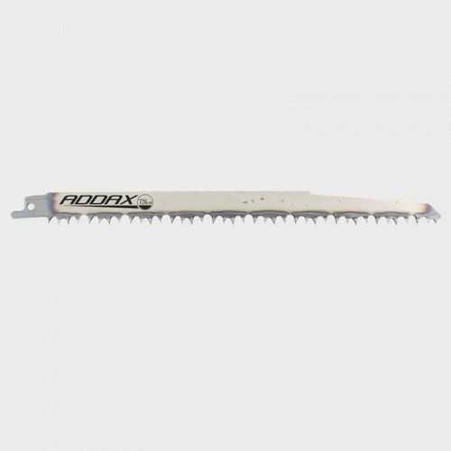 Addax A3029-240 Sabre Blades Wood S1531L Pack of 5