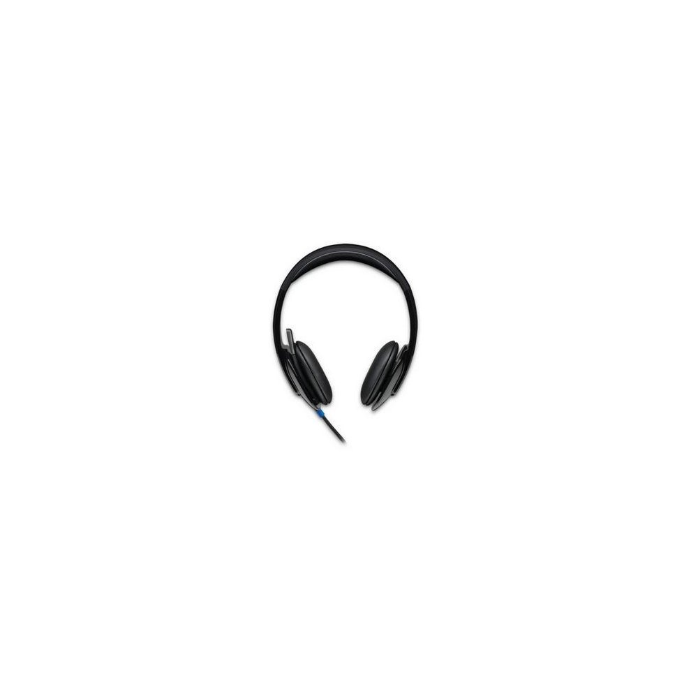 00beb1a74d4 ... Logitech H540 Binaural Head-band Black headset - 1. >