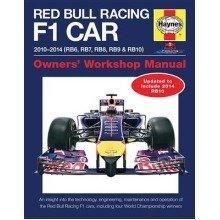 Red Bull Racing F1 Car Manual