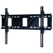 Peerless Paramount Flat to Wall Mount in Black 91kg (200lbs) Universal up to 730x433mm for 37 - 60 inch LCD and Plasma Screens