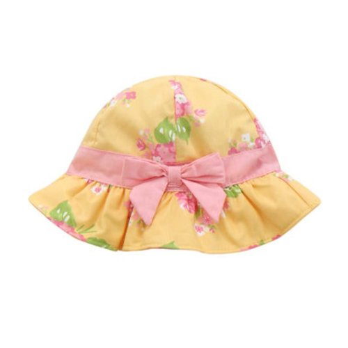 dee14638 Cute Baby Toddler Kids Sun Hats Summer Cap Bucket Hat for Baby Girls, #04  on OnBuy
