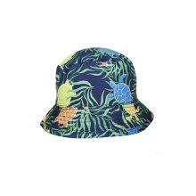 Baby Girls Sun Protection Hat With The Turtle Design