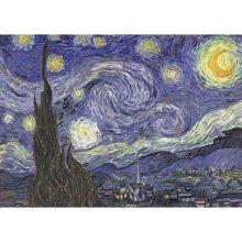 Magnetic Puzzles - Vincent van Gogh, 1889