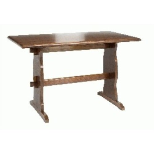 Yankee Wood Table Walnut Solid Hardwood 106 X 68