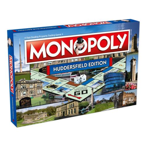 Huddersfield Monopoly Board Game